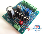 Valve Amp Parts Stereo Driver PCB Board , Audio Amplifier Parts For Panel VU Meter Upgraded Version